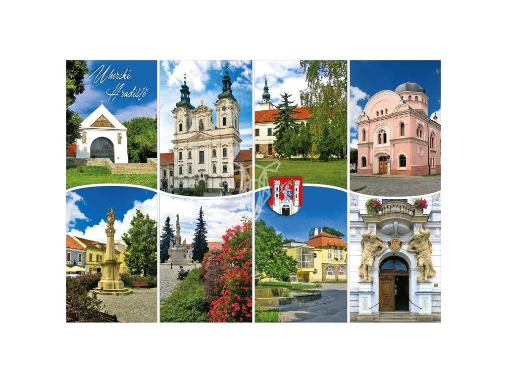 16220 pohlednice uherske hradiste