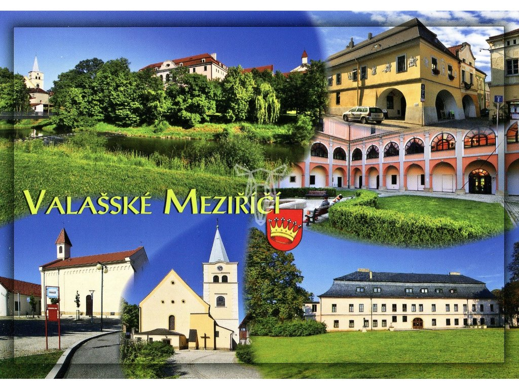 533 2 pohlednice valasske mezirici