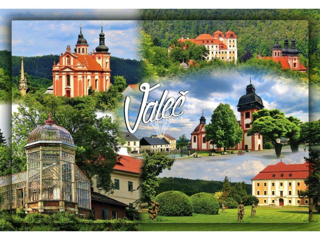 236 pohlednice valec