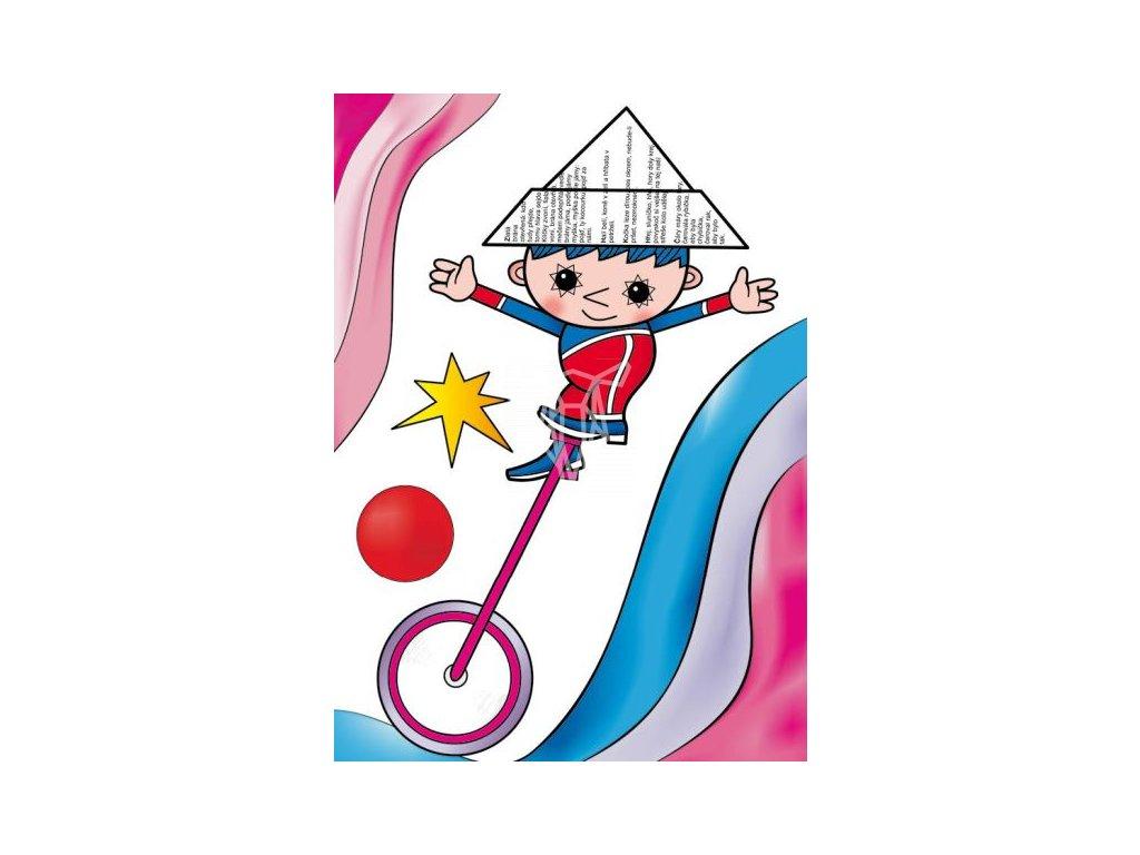 3875 3 pohlednice vecernicek na kole 1