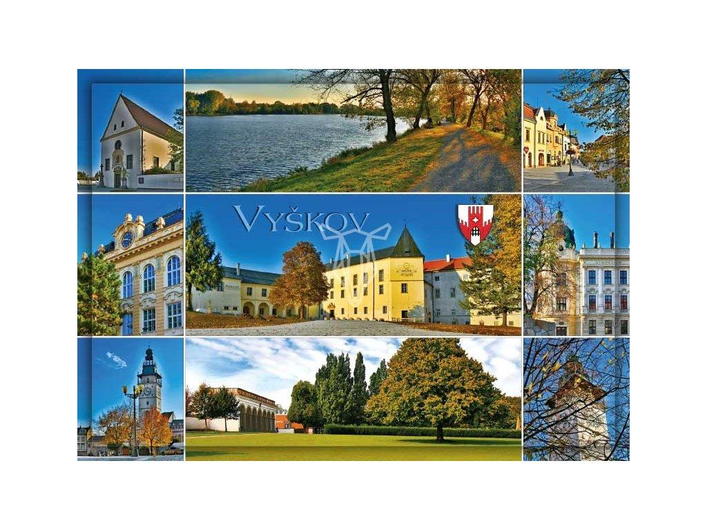 16307 pohlednice vyskov