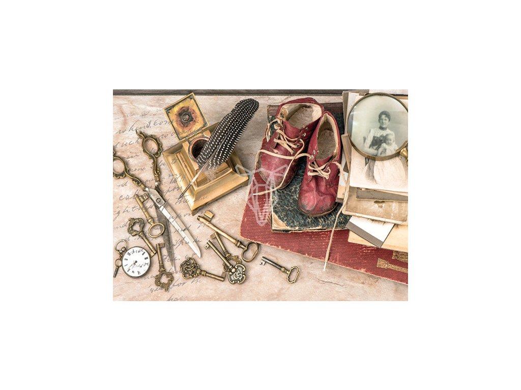 17669 pohlednice vzpominky