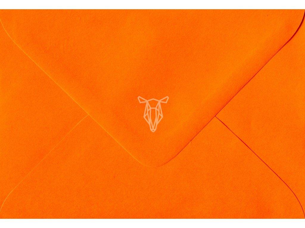 446 obalka c6 oranzova