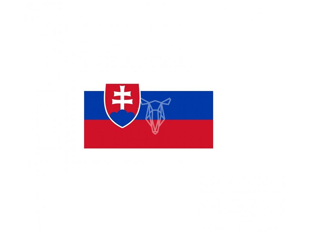 5987 samolepka vlajka ceske republiky 5 3 3 6 cm kopie