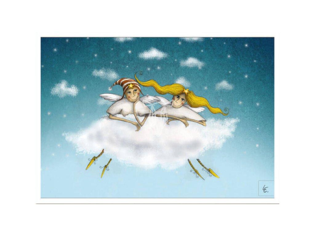 pohlednice andele 001