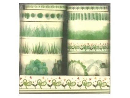 washi zelene