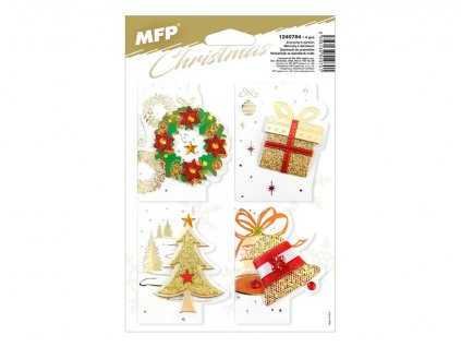 Visačky k dárkům (4 ks)