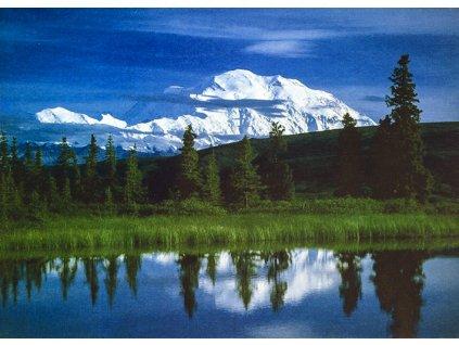 15113 3 pohlednice hory