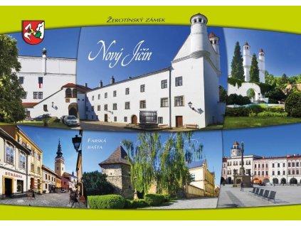 16226 pohlednice novy jicin