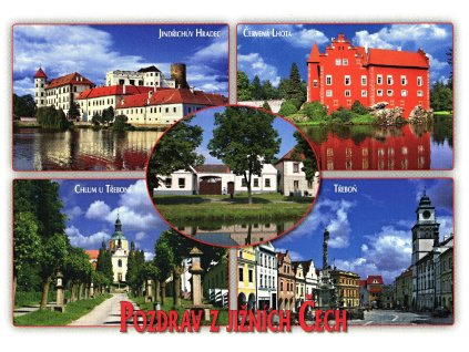 59 pohlednice pozdrav z jiznich cech