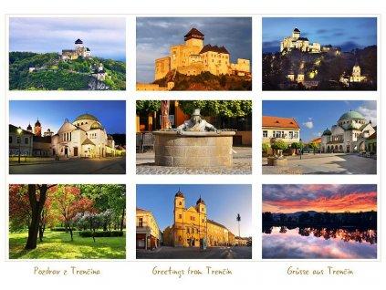 860 pohlednice pozdrav z trencina