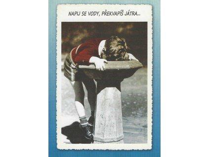 14396 3 pohlednice prekvap jatra