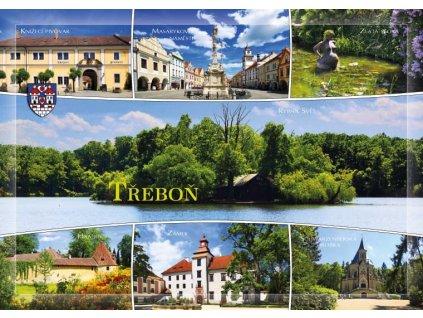 15455 1 pohlednice trebon