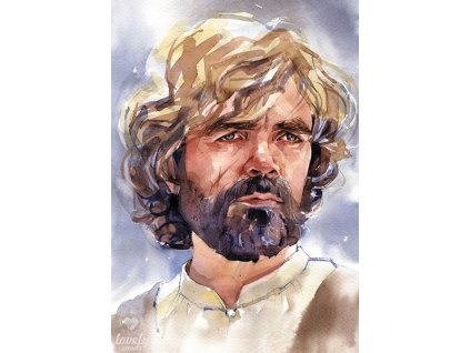 13754 2 pohlednice tyrion lannister