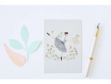 4685 2 pohlednice baletka(1)