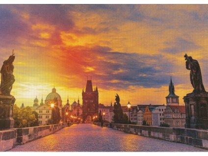 Pohlednice Praha barevná 2