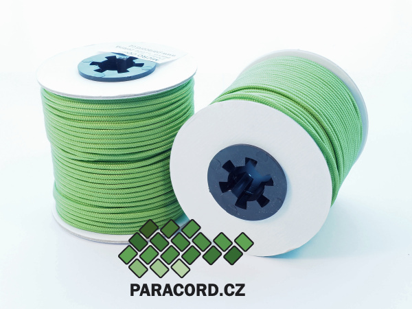 O materiálu / Proč se přejmenoval MICRO CORD na PARACORD 100?