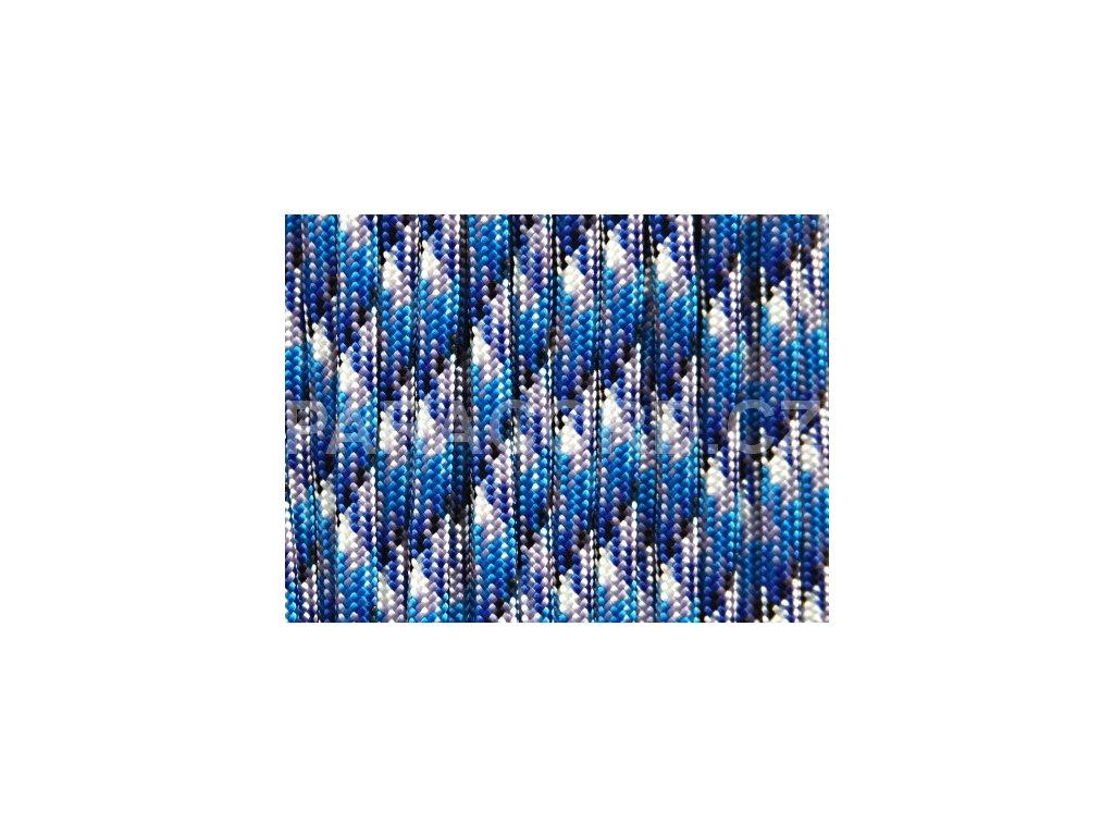 Paracord 550 - BLUE CAMO