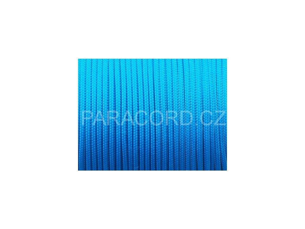Paracord 100 - karibská modrá