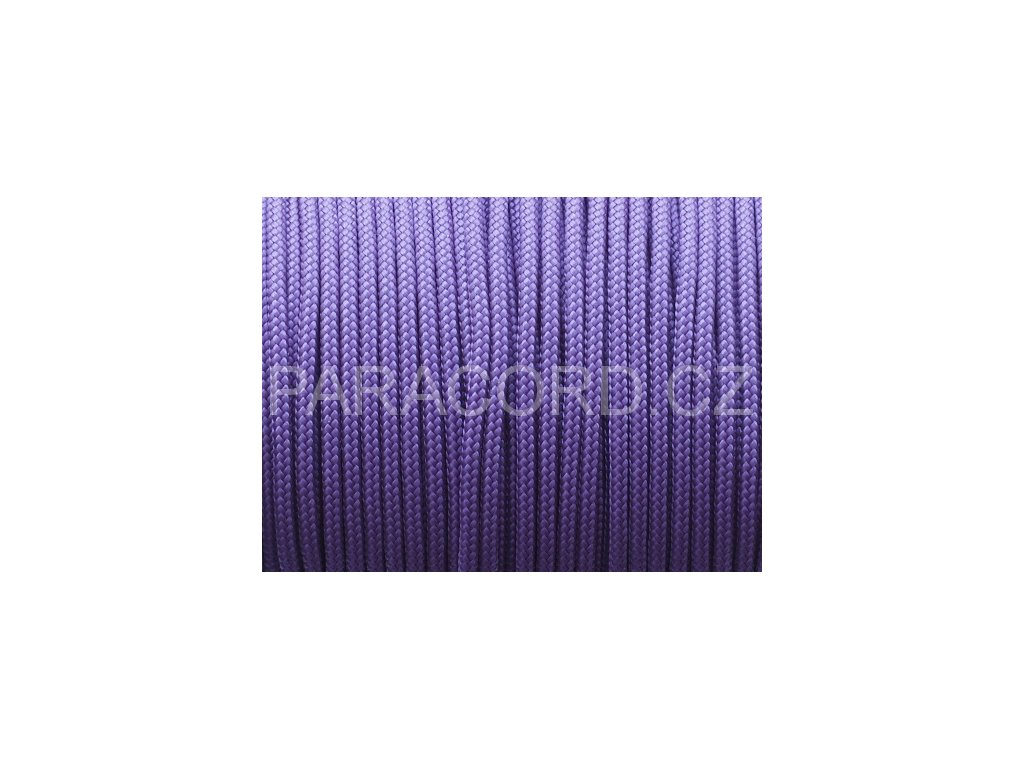 Paracord 100 - fialová