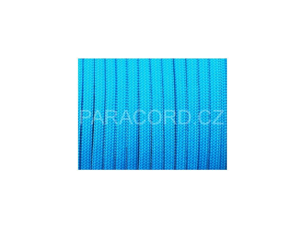 Paracord 550 - karibská modrá