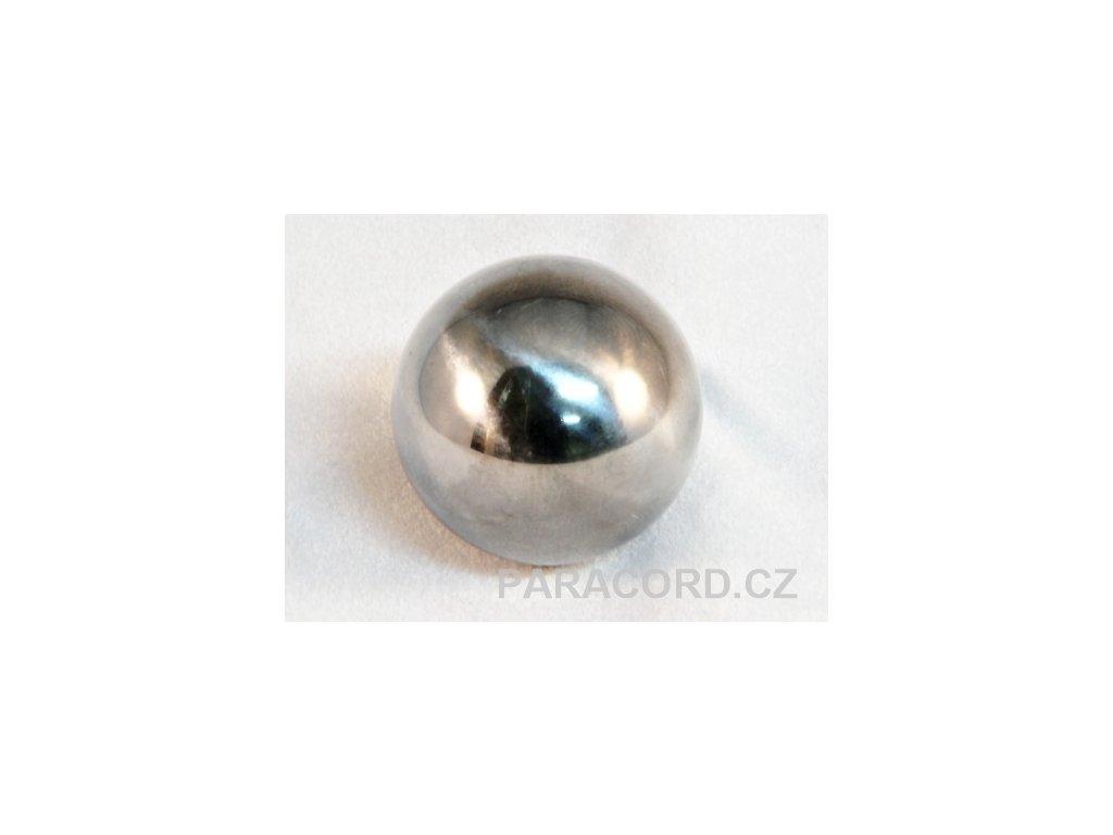 Kovová kulička  - 2,5cm