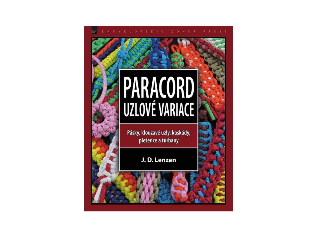 PARACORD - UZLOVÉ VARIACE