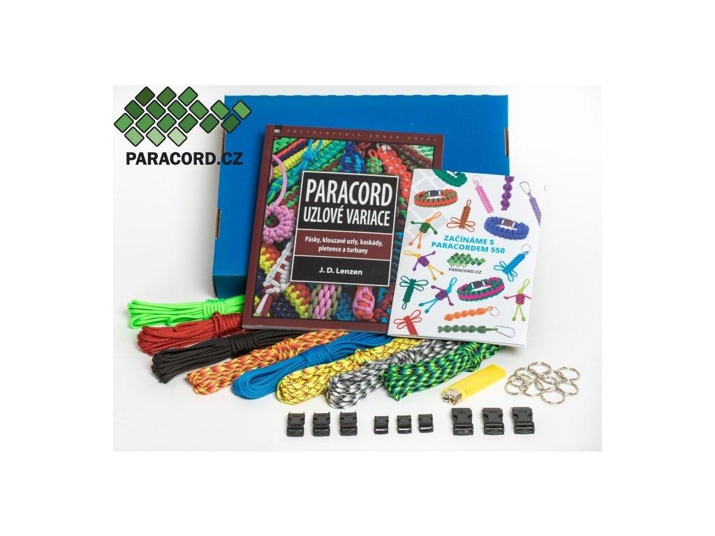 Kreativní sada PARACORD ADVANCED KIT II.