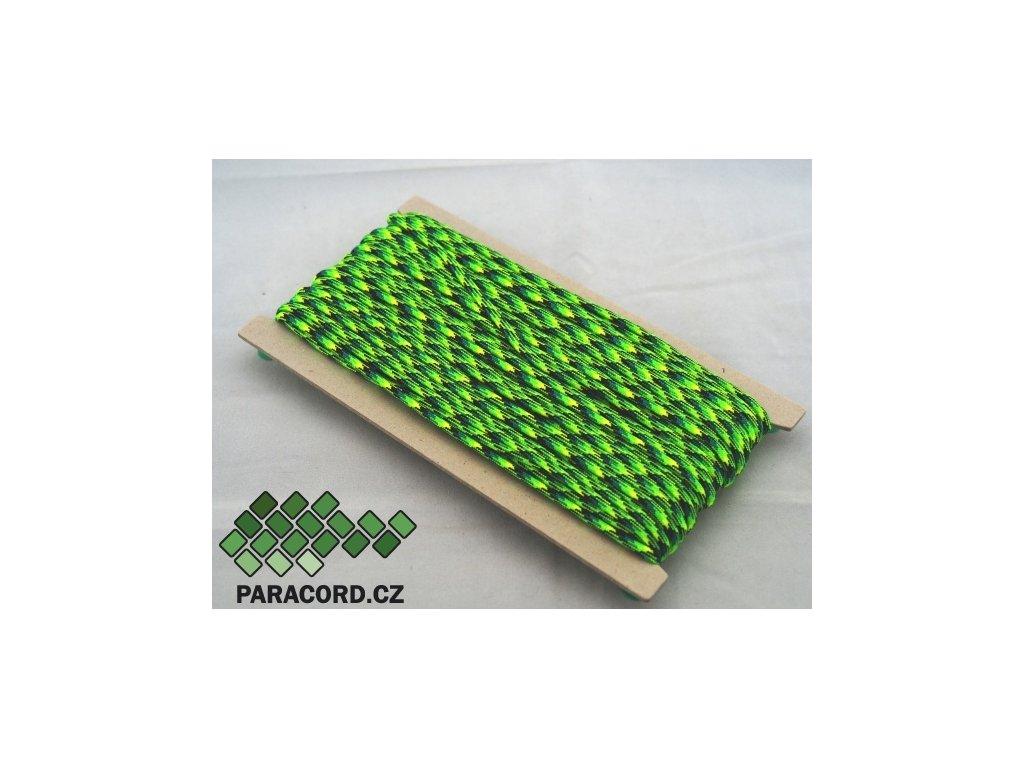 Paracord 550 - karta 25m GECKO