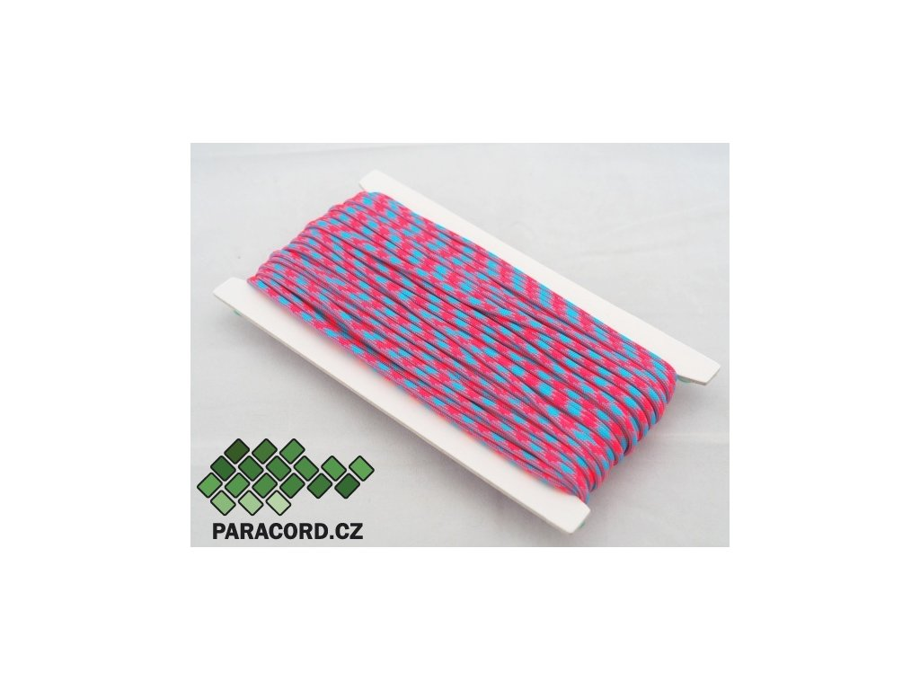 Paracord 550 - karta 25m PRINCESS