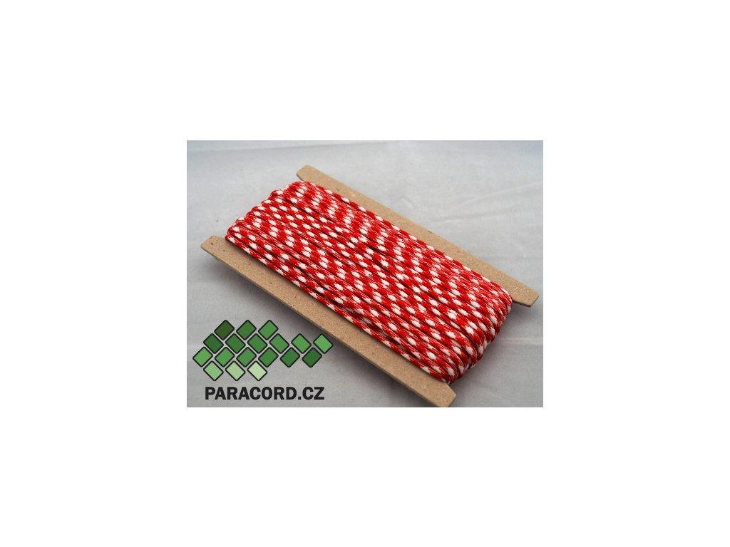 Paracord 550 - karta 25m MEDIC