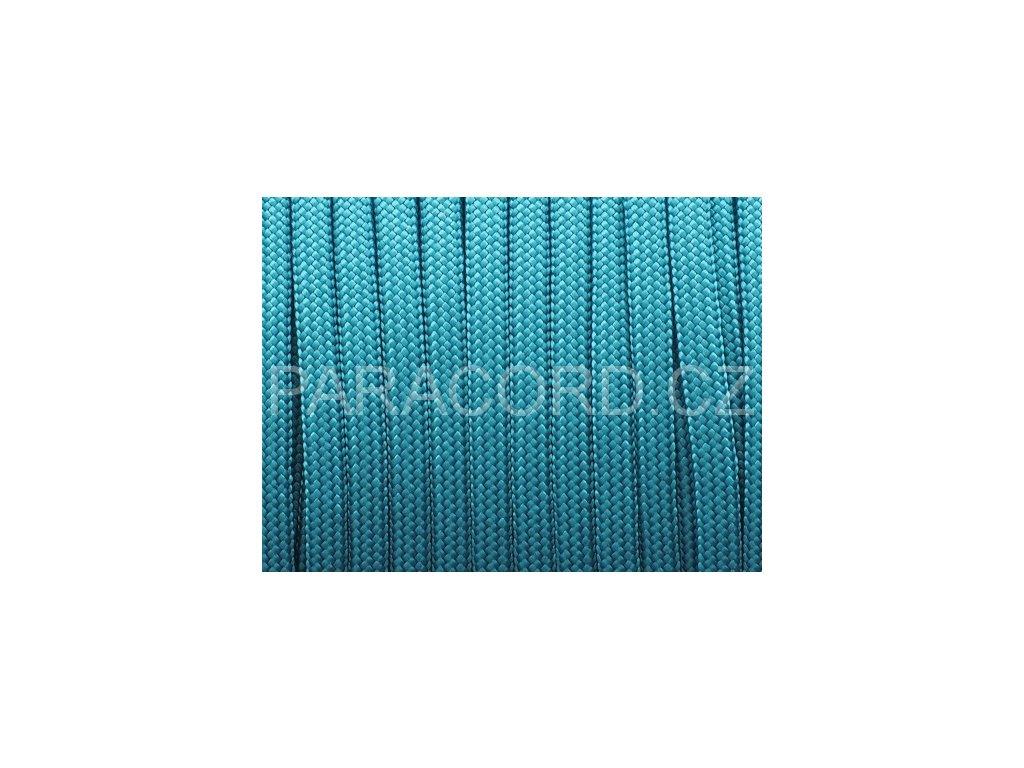 Paracord 550 - zelenomodrá