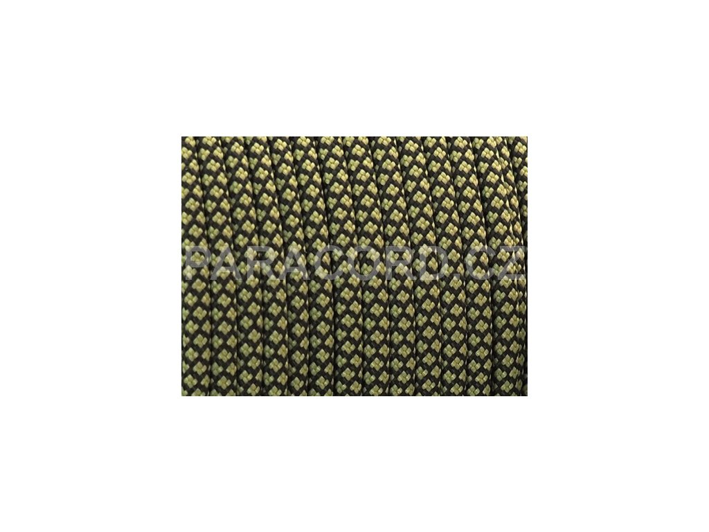 Paracord 550 - CROCODILE DIAMONDS