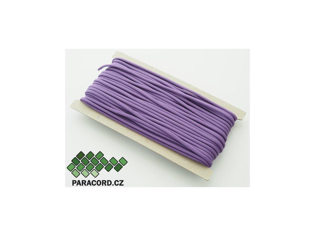 Paracord 550 - karta 25m FIALKOVÁ