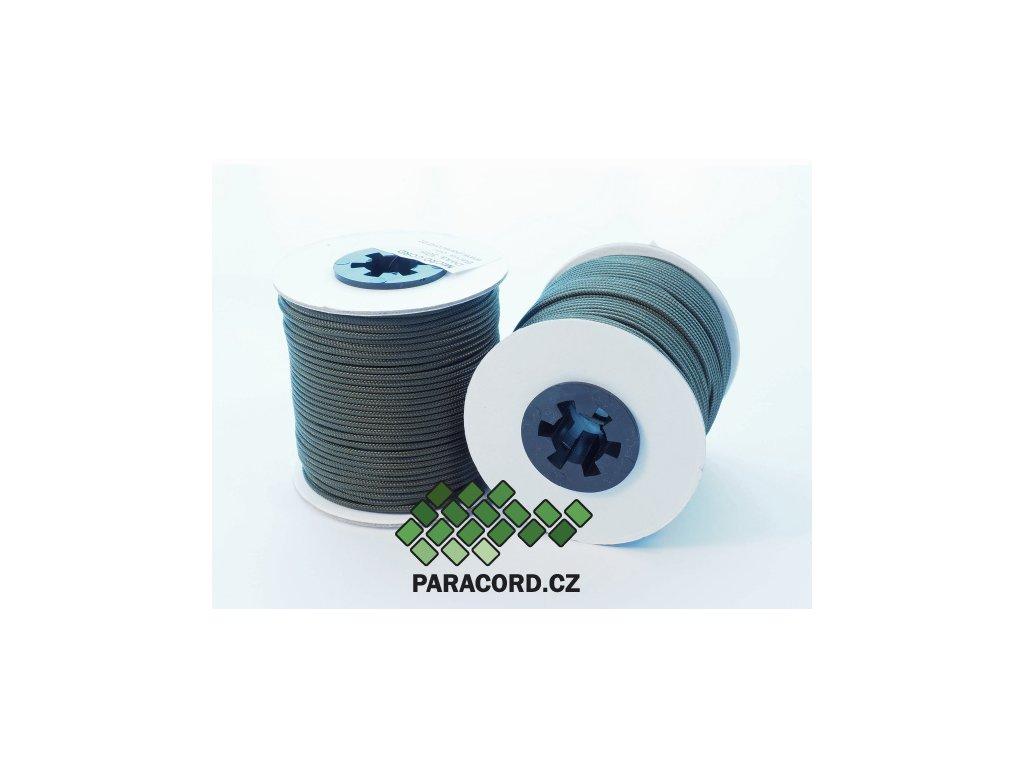 Paracord 100 - špulka 50m OLIV