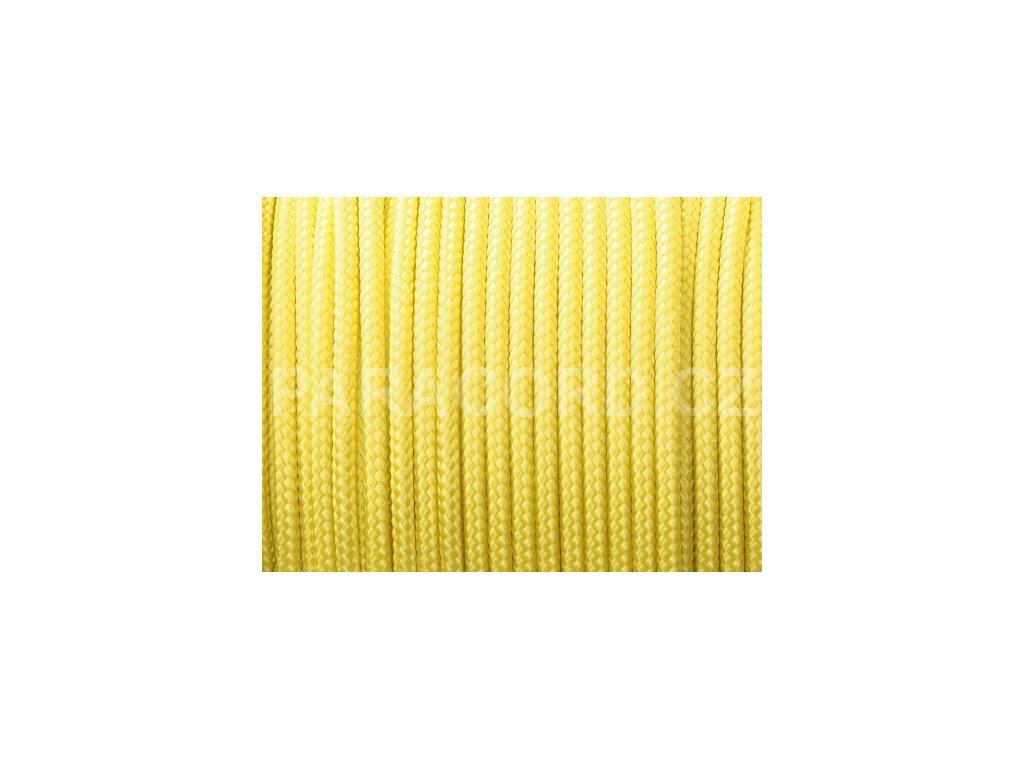 TYP II. Paracord 425 - žlutá