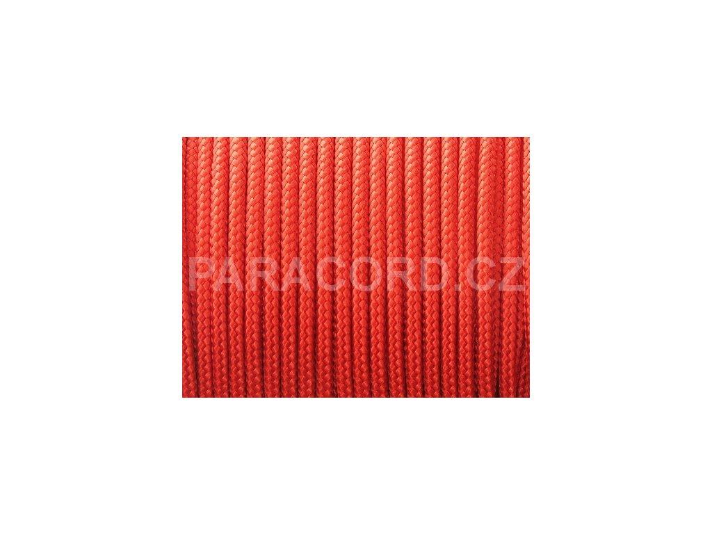 TYP II. Paracord 425 - červená
