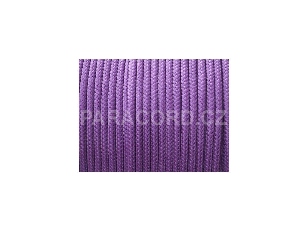 TYP II. Paracord 425 - fialová