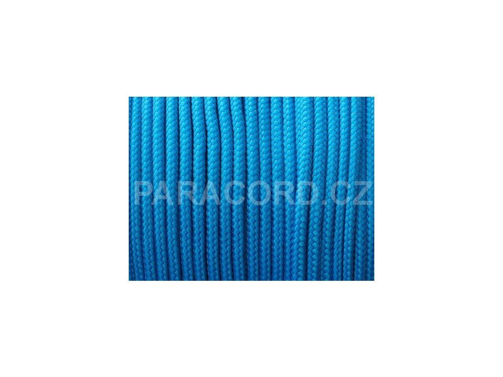 TYP II. Paracord 425 - karibská modrá