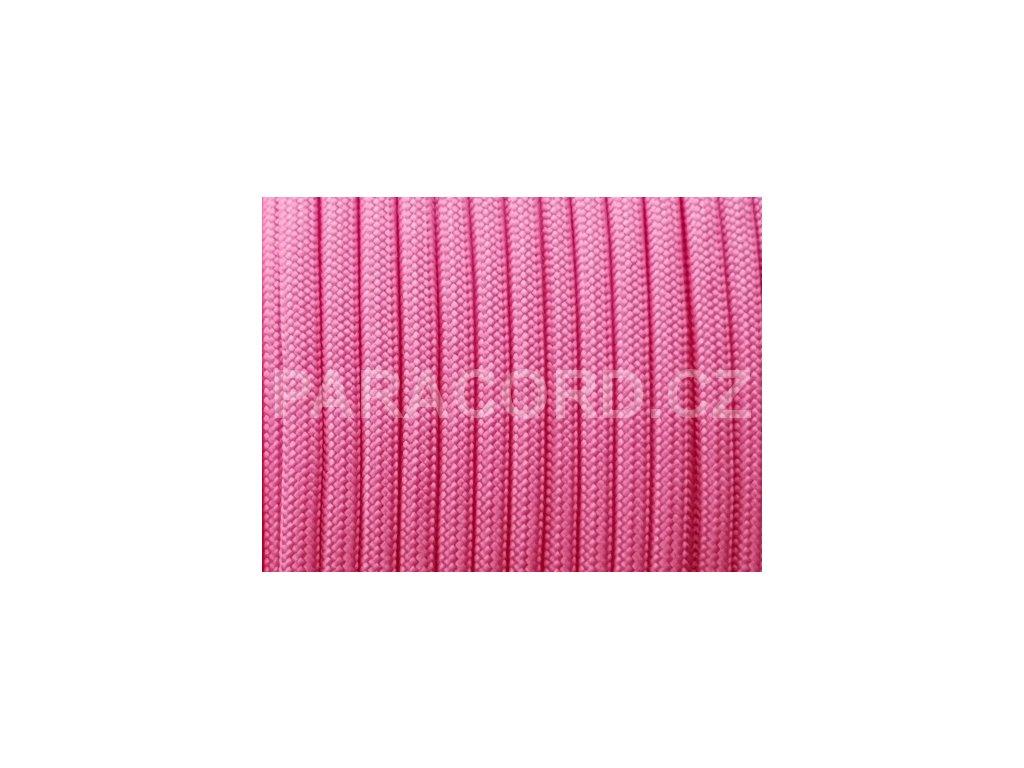 Paracord 550 - růžová