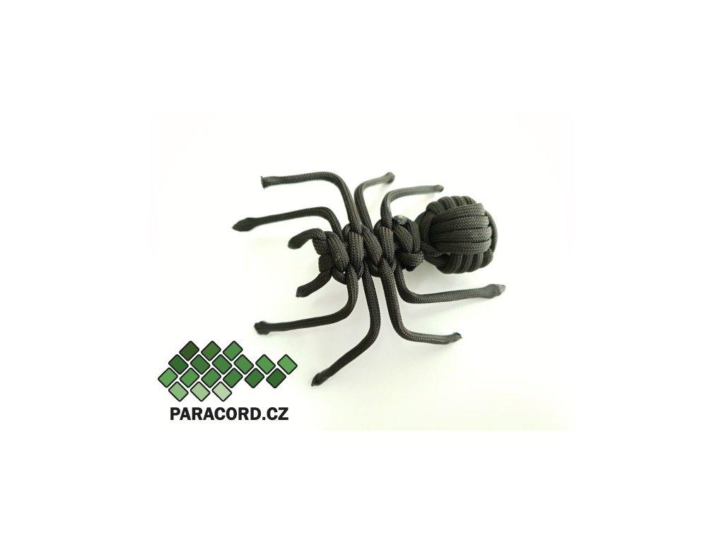 Paracord figurka PAVOUK
