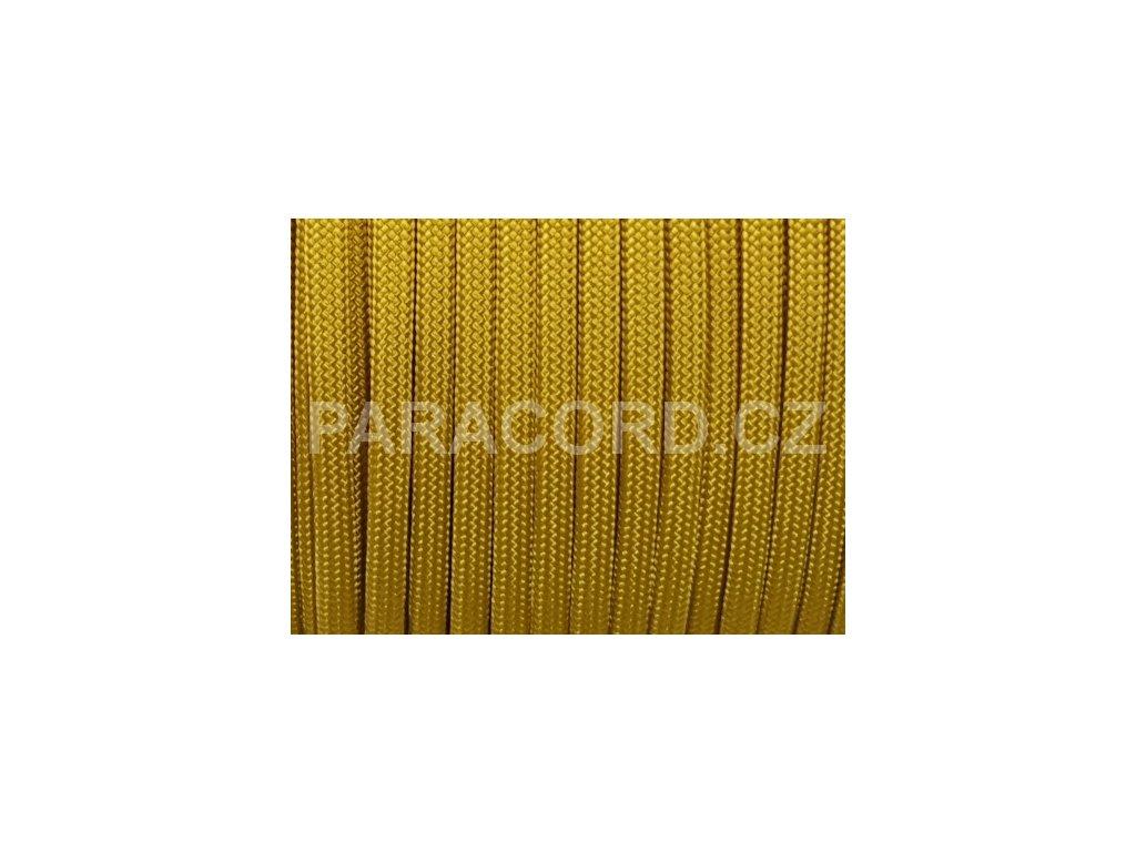 Paracord 550 - citrónová