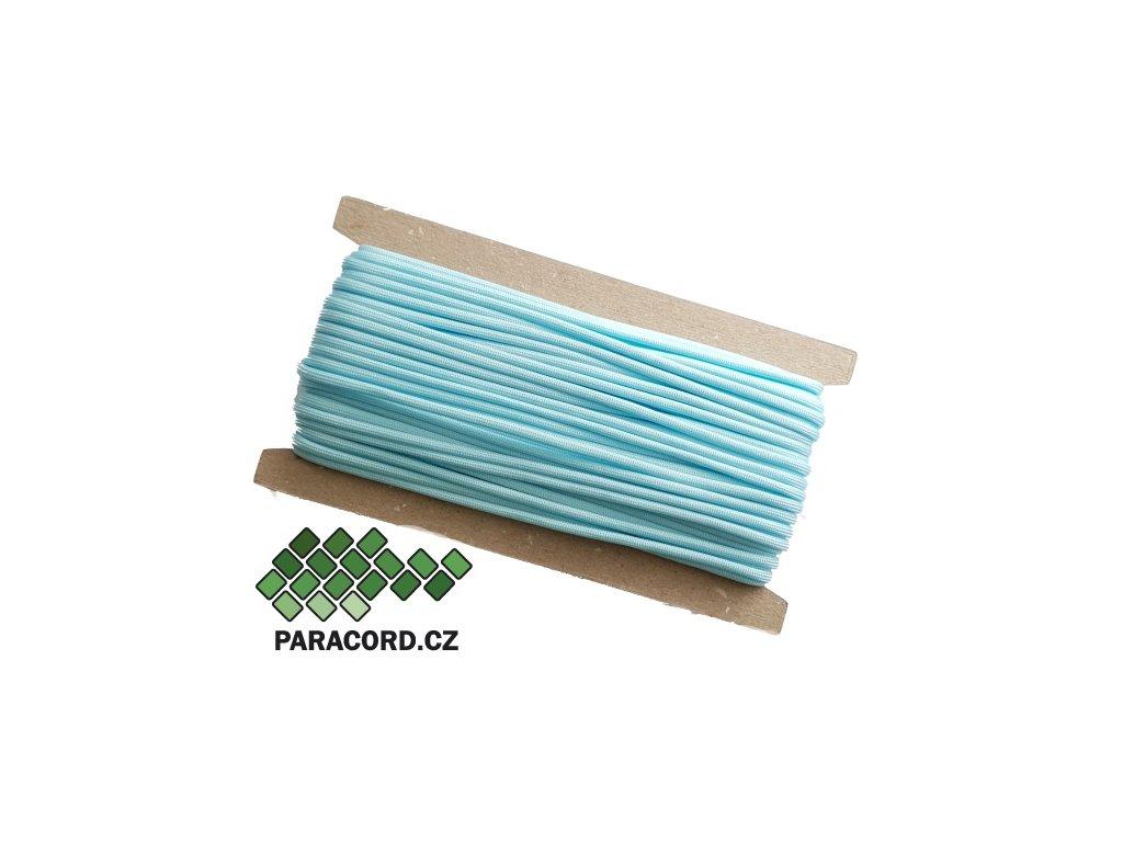 Paracord 550 - karta 25m LEDOVCOVÁ