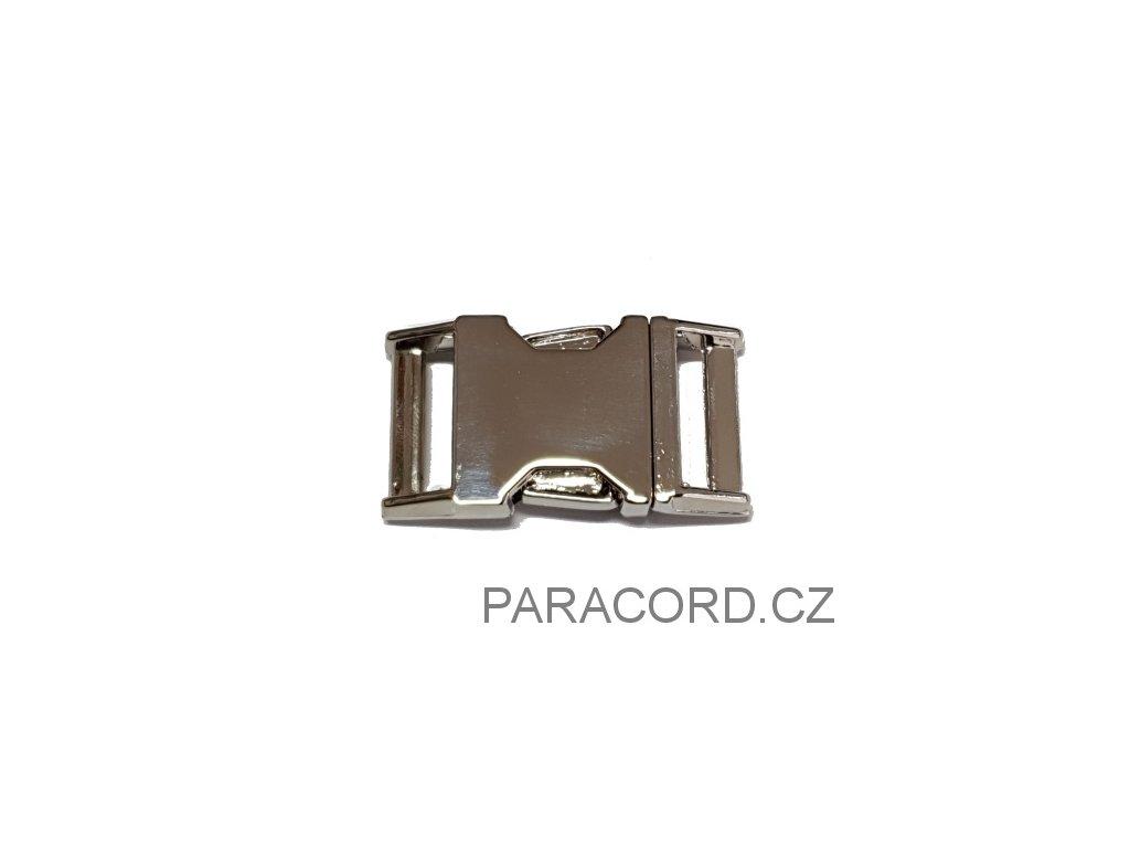 Spona trojzubec - kovová (20mm)