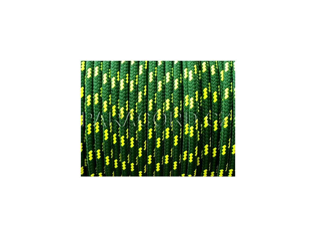 PES lano 5mm - zelená
