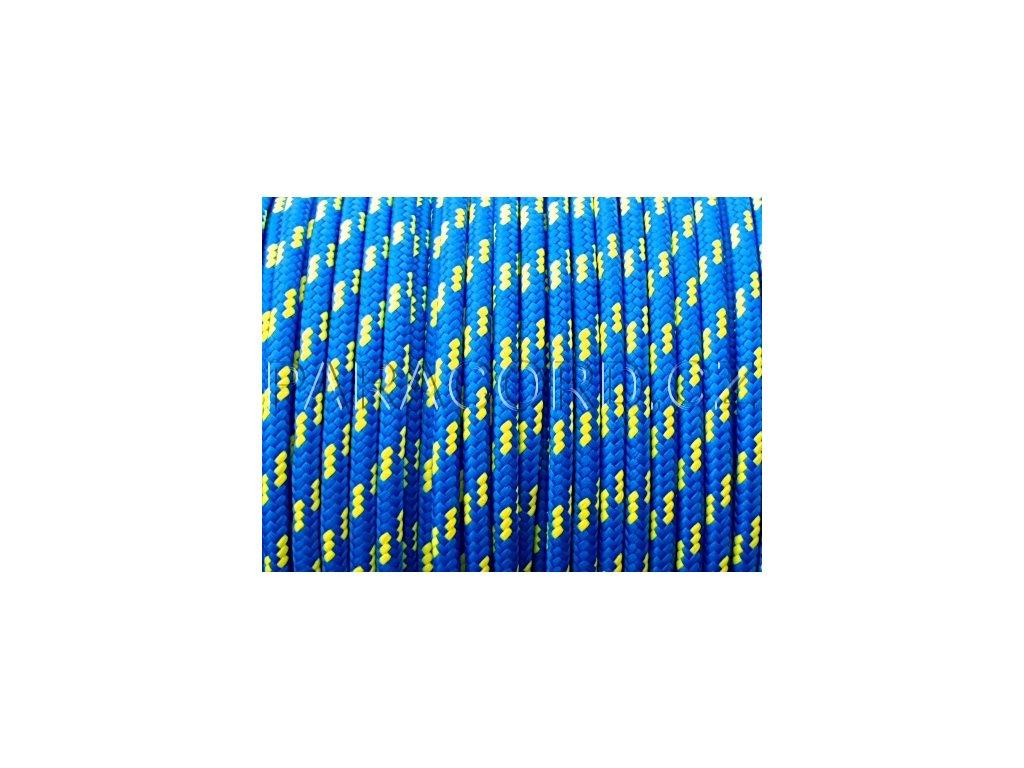PES lano 5mm - modrá