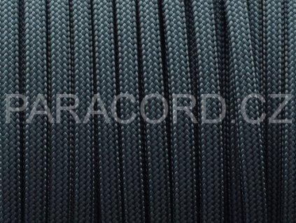 Paracord 550 - černá