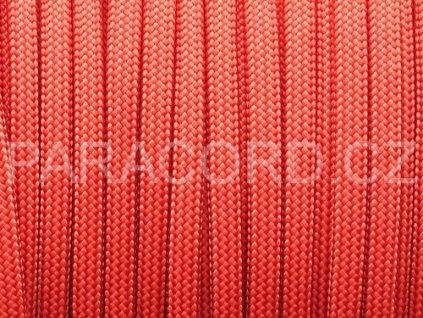 Paracord 550 - červená