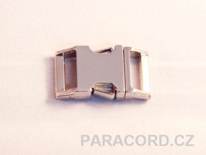 Spona trojzubec - kovová (16mm)