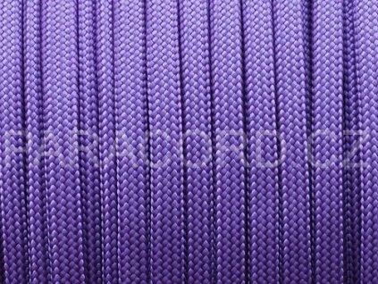Paracord 550 - fialová